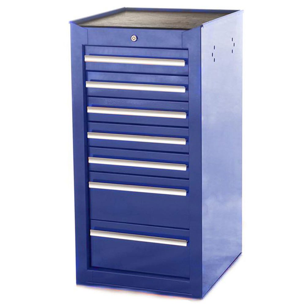 Buy Maxim 28 Drawer Combo Blue Tool Box Locker Side Cabinet 76 ...