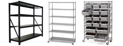 Bin Racks & Racking