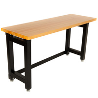 MAXIM HD Timber Top Workbench Garage Work Bench PI201U (Available Sept 30, 2019)
