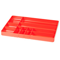 STEALTH 10 Compartment Red Tool Tray ST 5010