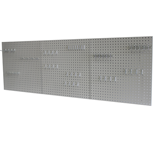 SEVILLE CLASSICS Steel Peg Board and Peg Kit UHD20224E